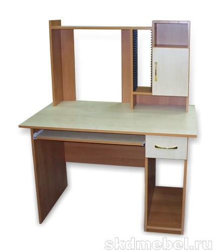 Стол компьютерный 6 - производство мебели - мебельная компан.